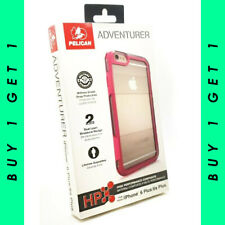 Pelican Adventurer Dual Layer Pink Case For iPhone 6s & 6 Plus BUY 1 GET 1 FREE