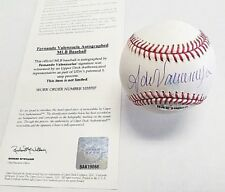 Fernando Valenzuela Signed Official MLB Baseball UDA 19068 Dodgers