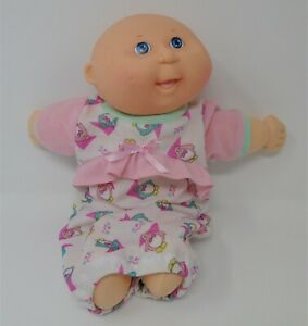 """Cabbage Patch Doll 14"""" Hasbro OAA 1991 Xavier Roberts Penguin Nightgown"""