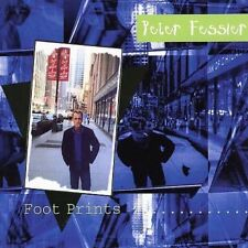 FREE US SHIP. on ANY 3+ CDs! ~Used,Good CD Fessler, Peter: Foot Prints Import