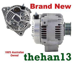 Alternator for Toyota Landcruiser GXV UZJ100R V8 engine 2UZ-FE 4.7L Petrol 98-02