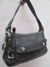 -AUTHENTIQUE sac à main LANCEL cuir grainé  TBEG vintage bag