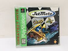 New listing Jet Moto GH Greatest Hits (Sony Playstation 1 ps1) Complete