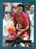 1996 Press Pass #2 SP Marcus Camby Rookie RC