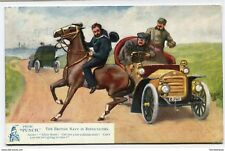 """CPA-Carte postale -Royaume-Uni -From """"Punch"""" -The British Navy in Difficulties"""