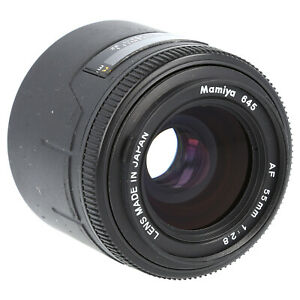 Mamiya 645 AF 55mm f2.8 for Mamiya AF AFD II III Phase One 645DF (Spares Repair)