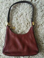 Red Mondani small handbag
