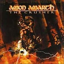LP-AMON AMARTH-THE CRUSHER -LP- NEW VINYL