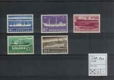 Nederland Postfris 1957 MNH 688-692 - Zomerzegels