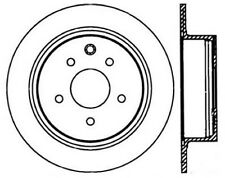 StopTech Sport Slotted Brake Disc fits 2002-2009 Nissan Altima Maxima Sentra  ST