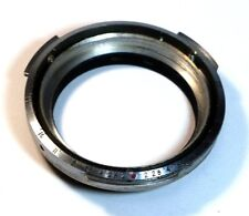 For EXTERNAL lenses Adapter Contax RF/Kiev-4 Mount to M39!
