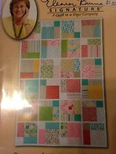 Quilt in a Day Quilt Pattern piece of Cake: EleanorBurns Signature Quilt Pattern
