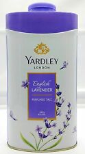 Yardley London English Lavender Perfumed Deodorizing Talc Talcum Powder - 100gm