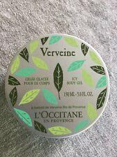 L'Occitane Verveine icy body gel 150 ml, 5 oz.
