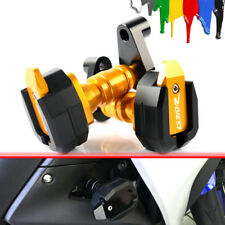 Frame CNC Engine Sliders Crash Pad Cover Protector Guard For BMW G310R 2017-2018