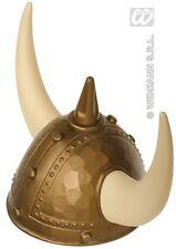 elmo VICHINGO cappello CASCO OBELIX asterix CARNEVALE 2814V
