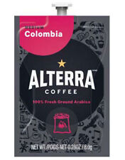 Flavia/Alterra COLOMBIA Coffee A180 Case/Box 100 Packs/Pods 5 Rails Columbia