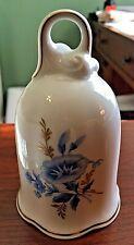 Danbury Mint Bells of the World's Great Porcelain Houses, lot of 3