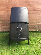 Jotul No4 Scandinavian Cast Iron Wood Burner. Stove,Fire With Flue. 12kw