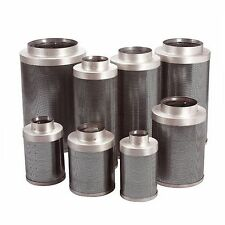 Rhino Pro Carbon Filter 4 Inch 100 X 300mm 350m3/hr Hydroponics