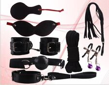 Sexy & Naughty Bondage tool kit role play acting & dressup hand cuffs fun ouch!