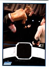 WWE Christian 2012 Topps Authentic Event Worn Shirt Relic Card Black