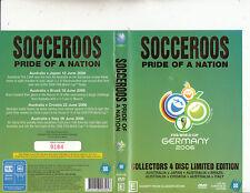 Fifa World Cup-Germany-2006-Socceroos Pride-[4 Disc LTD ED]-Soccer FWC-4 DVD