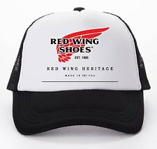 Red Wing Heritage Trucker Baseball Cap