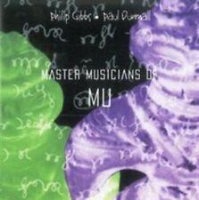 Master Musicians of Mu, Paul Dunmall, Philip Gibbs CD | 5028386024125 | New