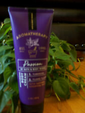 Bath and Body Works Aromatherapy Passion with Ultra Shea Body Cream 8 oz