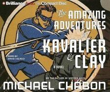 The Amazing Adventures of Kavalier & Clay, 2000, Michael Chabon, Audio CD