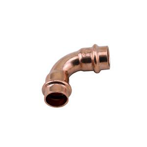 Bänninger Kupferfitting Pressfittings Kupferrohr 10 12 15 18 22 28 35 42 mm
