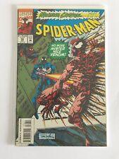 SPIDER-MAN # 36 - MARVEL -1990 - MAXIMUM CARNAGE