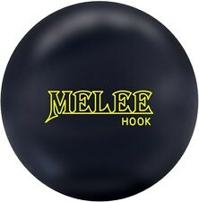 BRUNSWICK MELEE HOOK  BOWLING  ball  13 lb.    1st quality