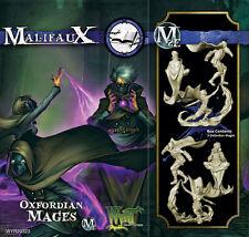 Malifaux la arcanists BNIB oxfordian mages (3 Pack) wyr20323