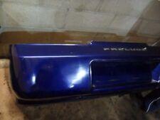 Honda Prelude MK5 2.2 96-01 H22A5 rear bumper dark metallic blue