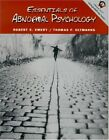 Essentials of Abnormal Psychology Paperback Robert E. Emery