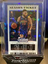 2019-20 Panini Contenders Season Ticket #4 Blake Griffin Cracked Ice 22/23