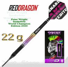 "RED DRAGON Softdarts ""PETER WRIGHT"", 22g, World Champion 2020 Edition"