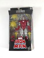 Marvel Legends Iron Man Silver Centurion Action Figure Walgreens Exclusive New