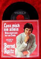 Single Bernd Apitz Lass mich nie allein
