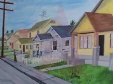 Neighborhood Blockbuster, new blacks in neighborhood