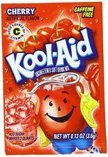 50 Packs Cherry FLAVOR Kool Aid Drink Mix Vitamin C
