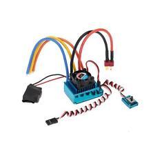 120A Sensored Brushless Speed Controller ESC for 1/8 1/10 1/12 Car Truck Crawler