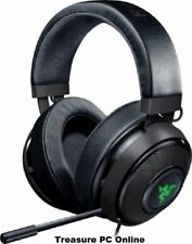 Razer Kraken 7.1 V2 Gunmetal Grey Oval Ear Digital Gaming Headset RZ04-02060400