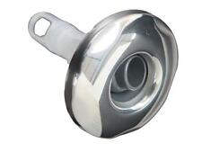 "JACUZZI® Spa 2"" 200s Mini Jet Directional Scalloped Stainless Steel : 2540-265"