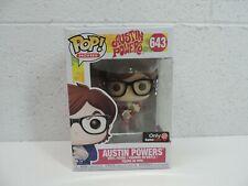 Funko Pop 643 Austin Powers Gamestop Exclusive