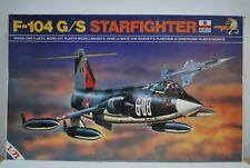 Esci 1/72 Lockheed Starfighter F-104 G/S