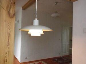 LOUIS POULSEN  Lampe PH 3/4 danish design DÄNEMARK 70er Jahre Poul Henningsen