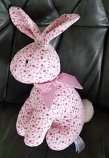 Mothercare .. Pretty Floral Bunny  ..  Soft Toy .. Lovely Condition